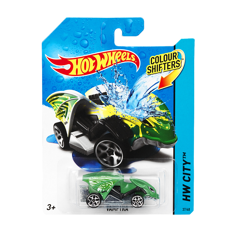 Hot Wheels Colour Shifter Car - Assorted