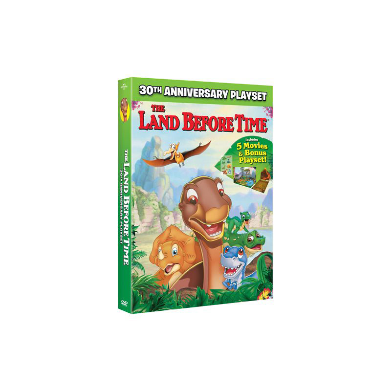The Land Before Time: 5-Movie Collection - DVD
