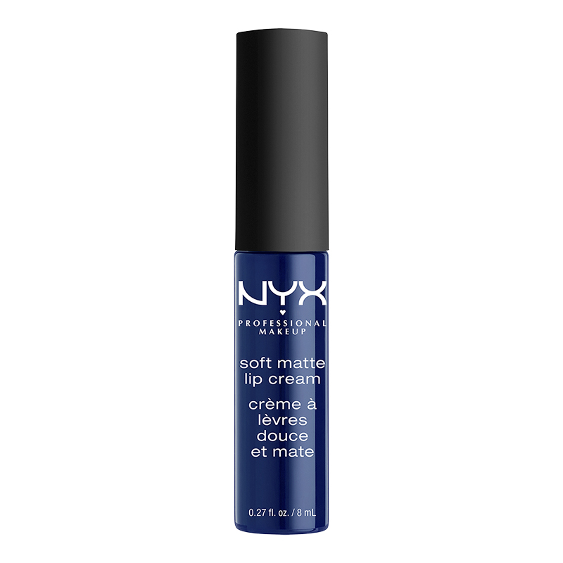NYX Professional Makeup Soft Matte Lip Cream - Moscow