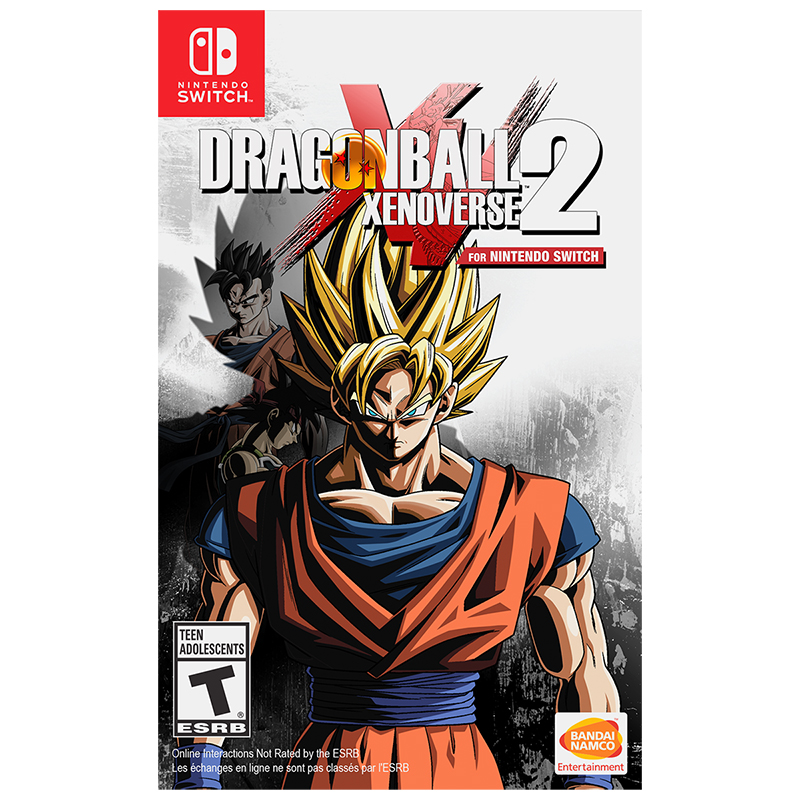Switch Dragonball Xenoverse 2