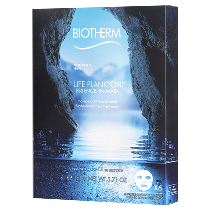 Biotherm Life Plankton Essence-In-Masks - 6s
