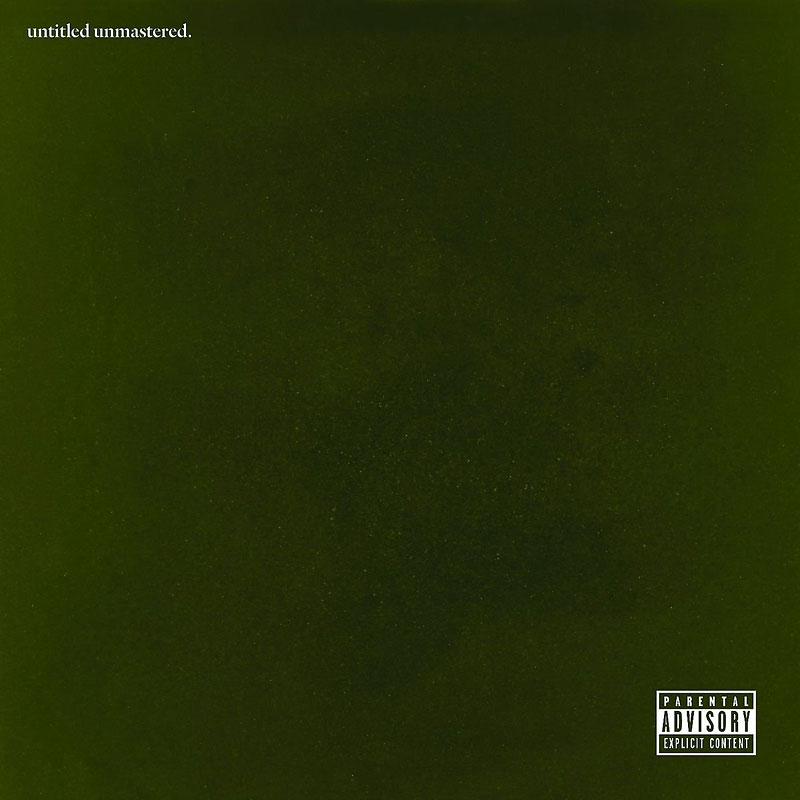 Kendrick Lamar - Untitled, Unmastered - Vinyl