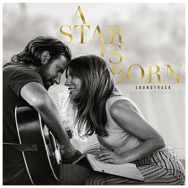 Soundtrack - A Star Is Born (Original Motion Picture Soundtrack) - CD