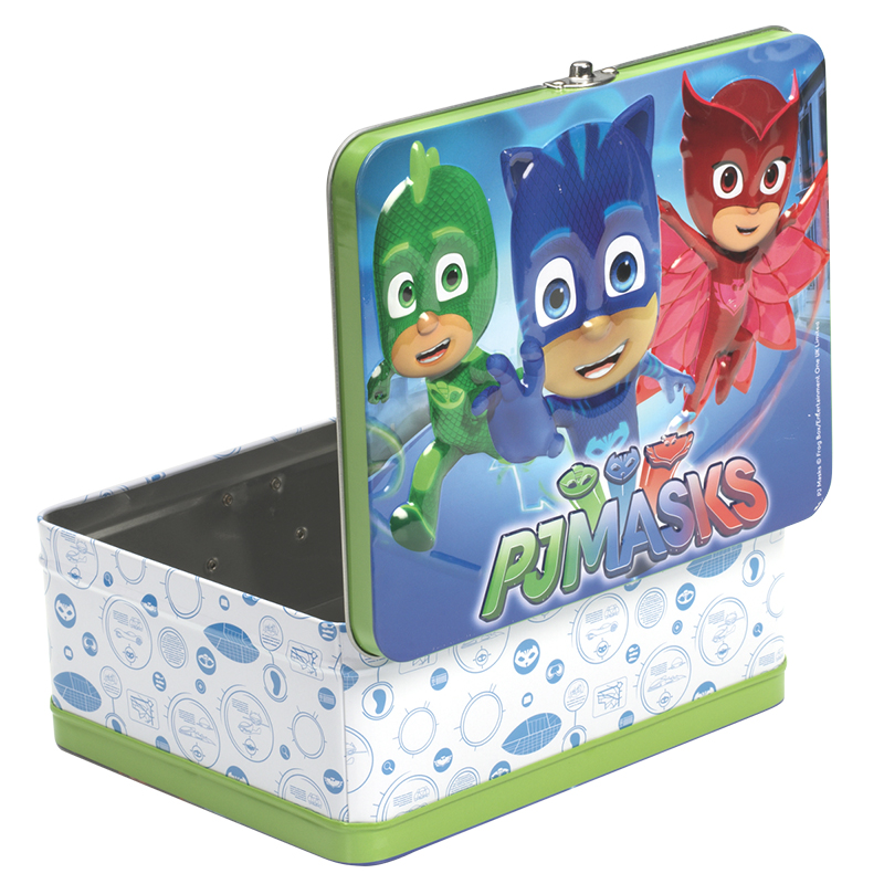 PJ Masks Lunch Box Puzzle