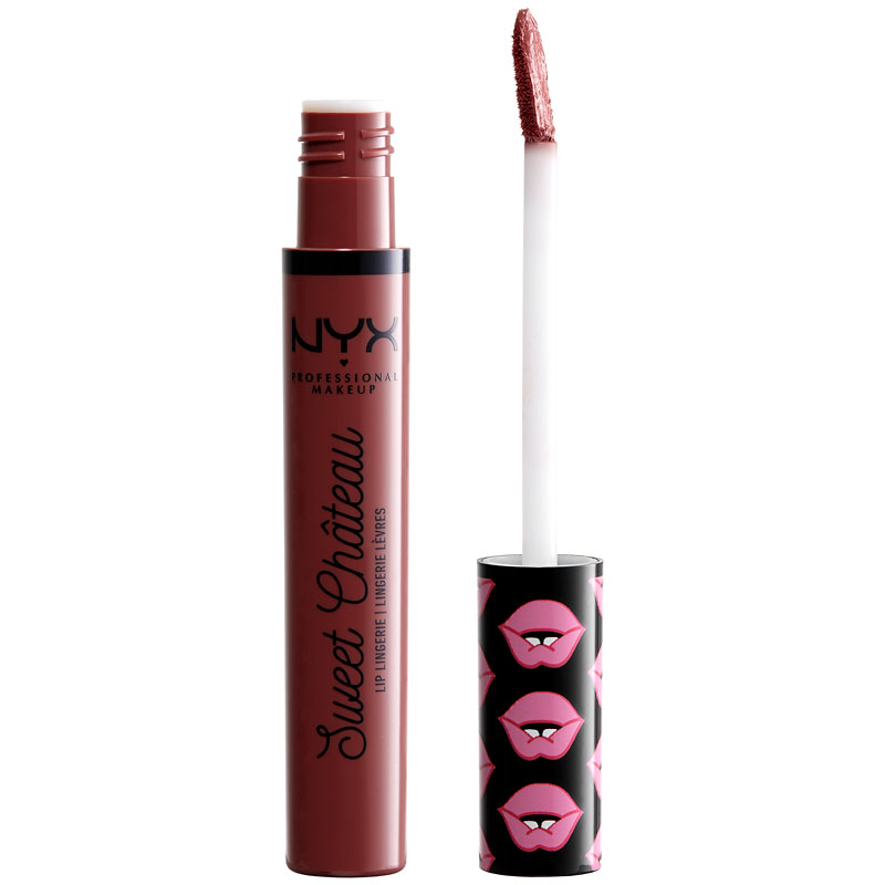 NYX Professional Makeup Sweet Chateau Lip Lingerie - 02 Corazon