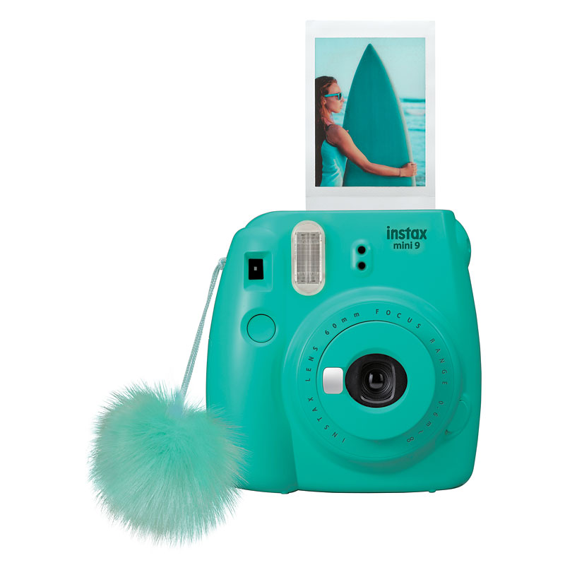 Fujifilm Instax Mini 9 - Surf Blue - 600020644