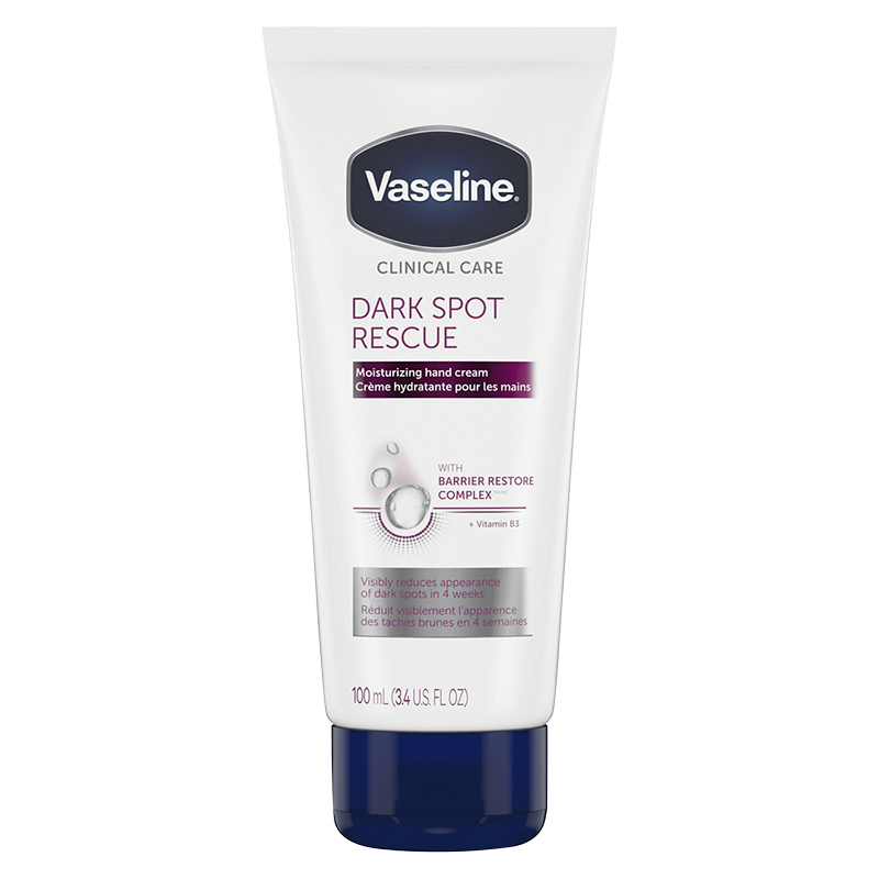 Vaseline Clinical Care Dark Spot Rescue Hand Cream - 100ml