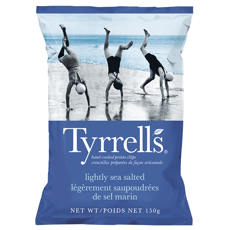Tyrrell's Chips - Lightly Sea Salted