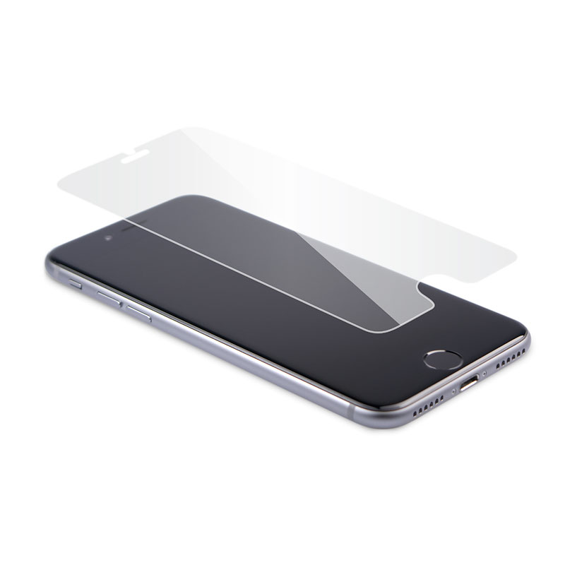 the best attitude 7ac47 e0709 Logiix Phantom Glass HD for iPhone 6 Plus/6s Plus/7 Plus - Clear - LGX12414