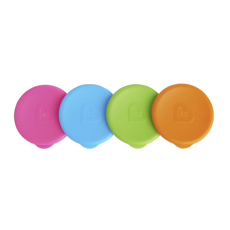 Miracle 360 Degree Cup Lids - 4 pack - Assorted