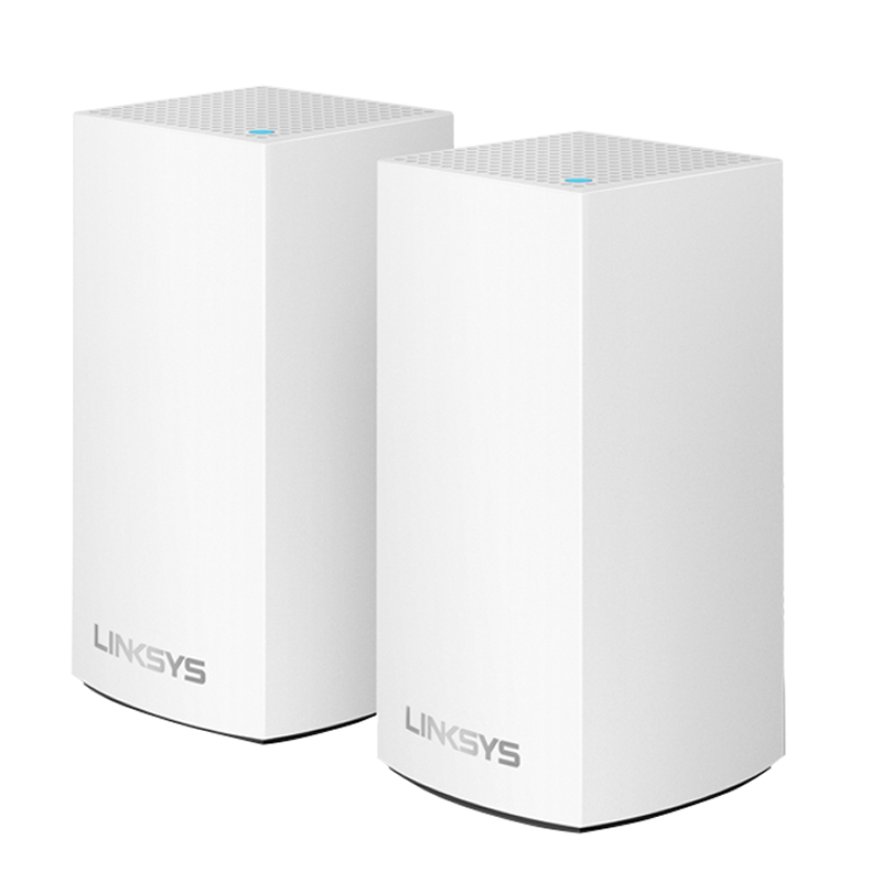Linksys Velop AC2600 MESH - 2 Pack - White - WHW0102-CA