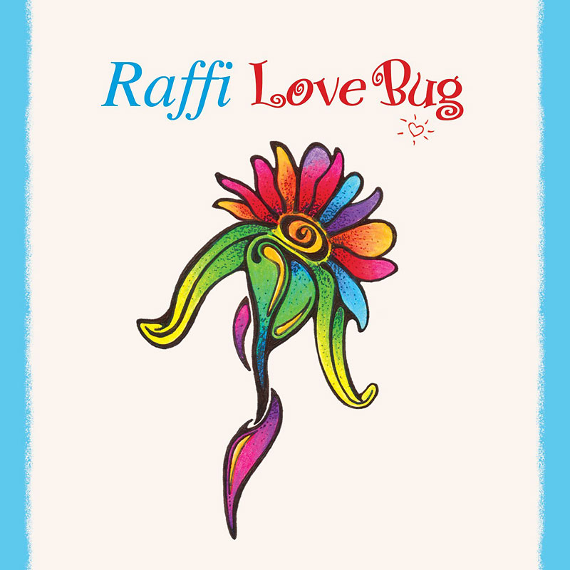 Raffi - Love Bug - CD