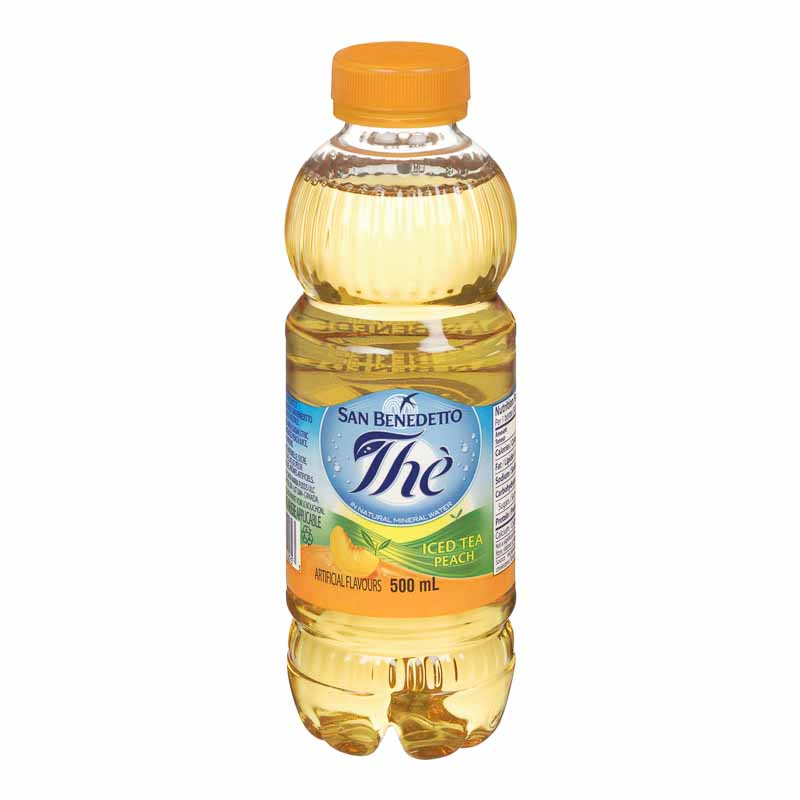 San Benedetto Ice Tea - Peach - 500ml