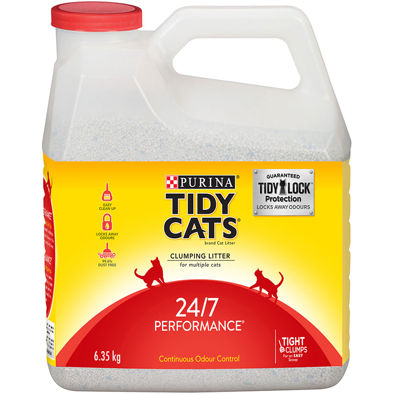 Tidy Cats 24/7 Performance Litter - 6.35kg