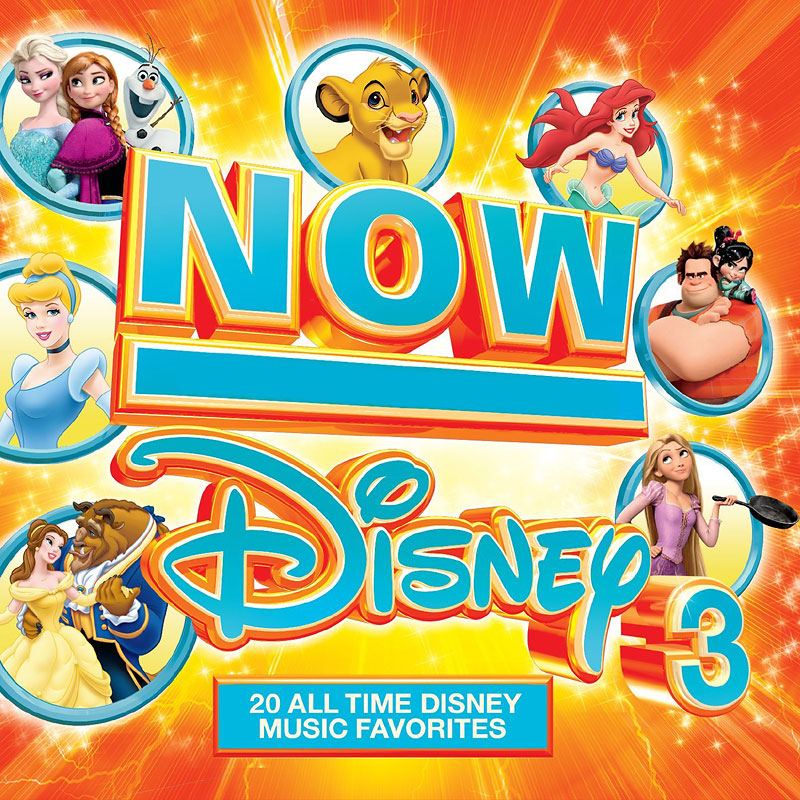 Various Artists - Now: Disney 3 - CD