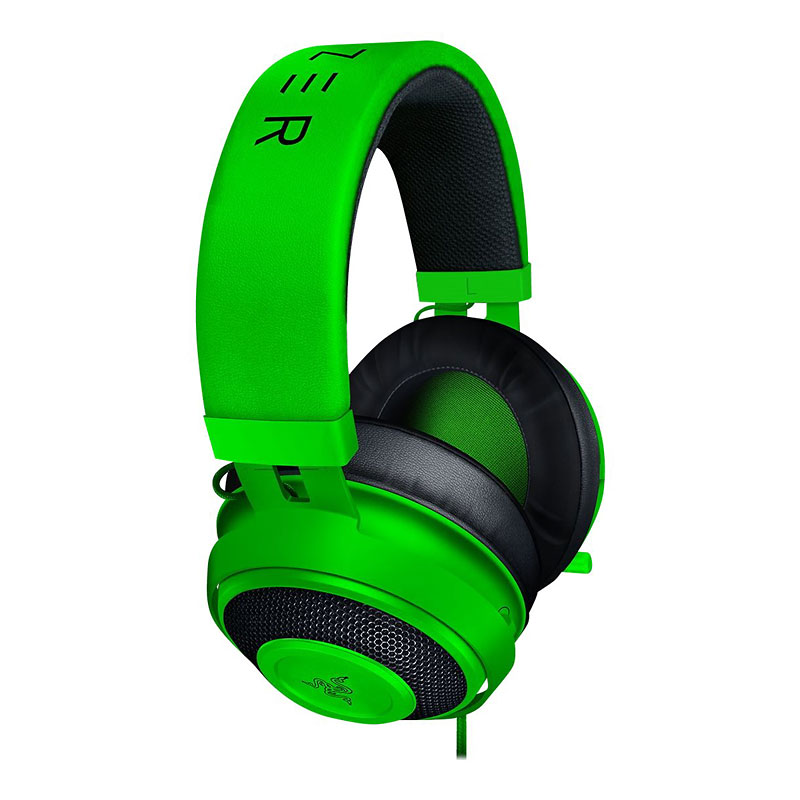 Razer Kraken Gaming Headset - Green - RZ04-02830200-R3U1