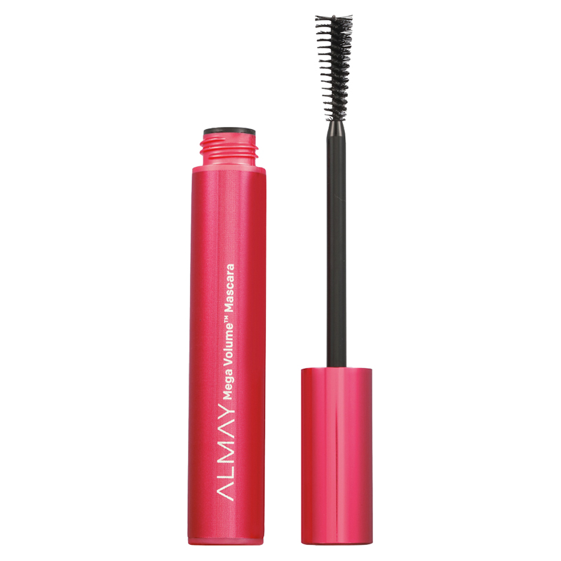 Almay One Coat Mega Volume Mascara - Blackest Black