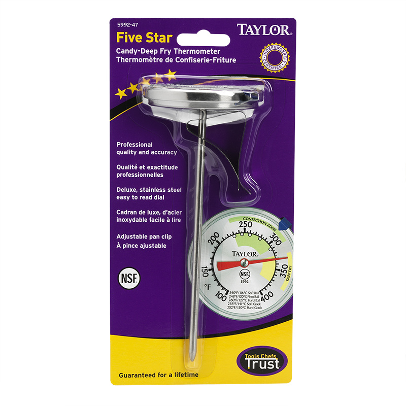 Taylor Candy/Jelly/Deep Fry Thermometer