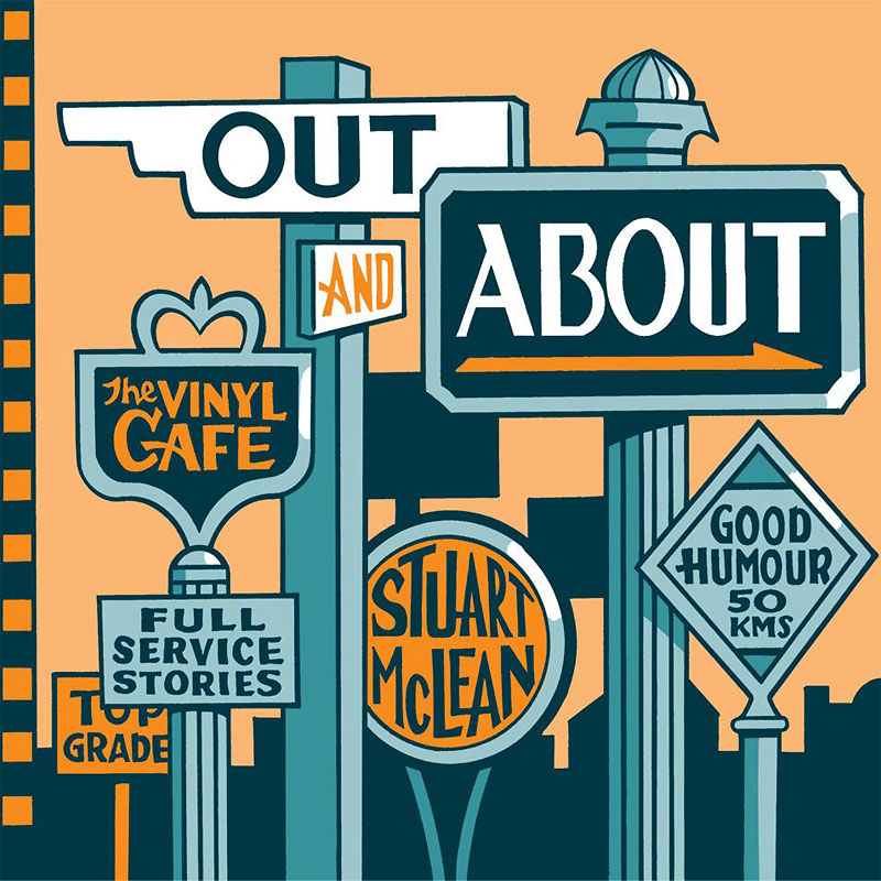 Stuart McLean - Out and About - 2 CDs