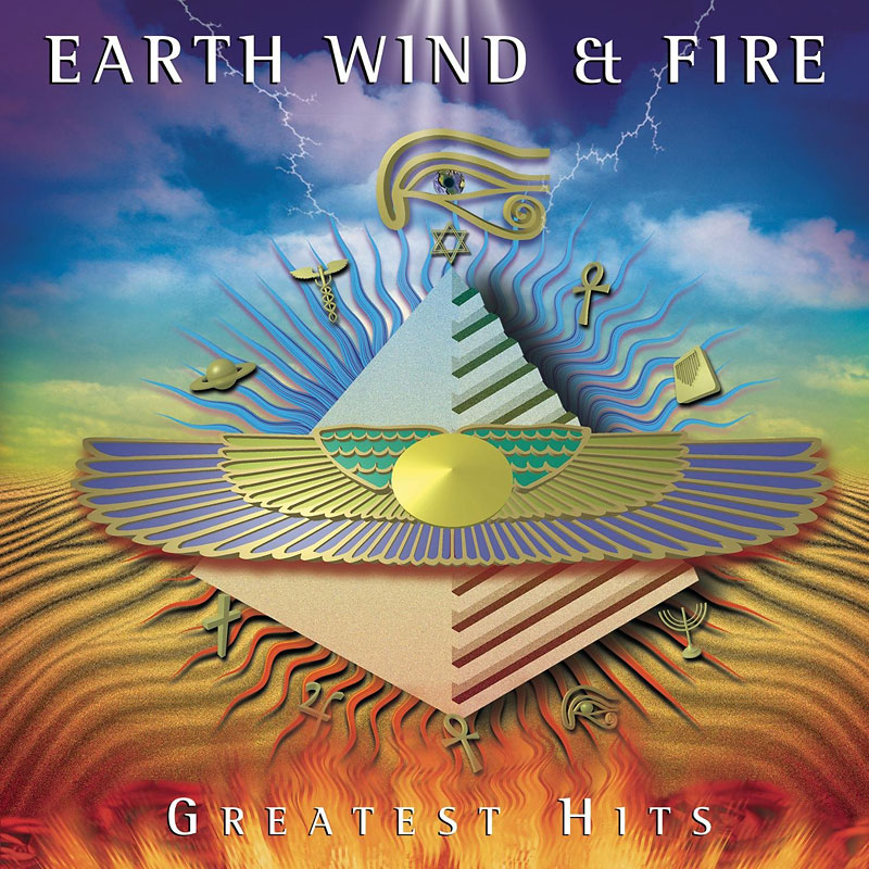 Earth Wind & Fire - Greatest Hits - CD
