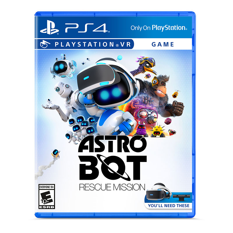 PSVR Astro Bot Rescue Mission - 3003284