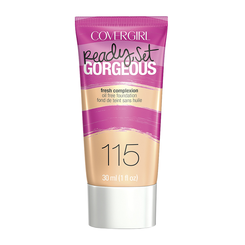 CoverGirl Ready Set Gorgeous Foundation - Buff Beige
