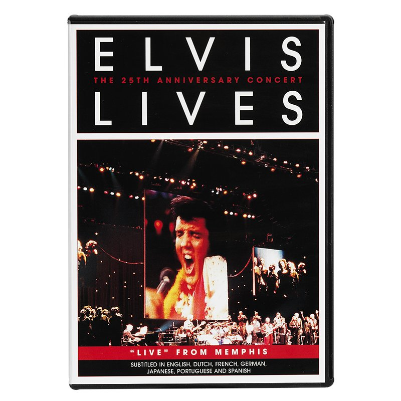Elton Lives: The 25th Anniversary Concert - DVD