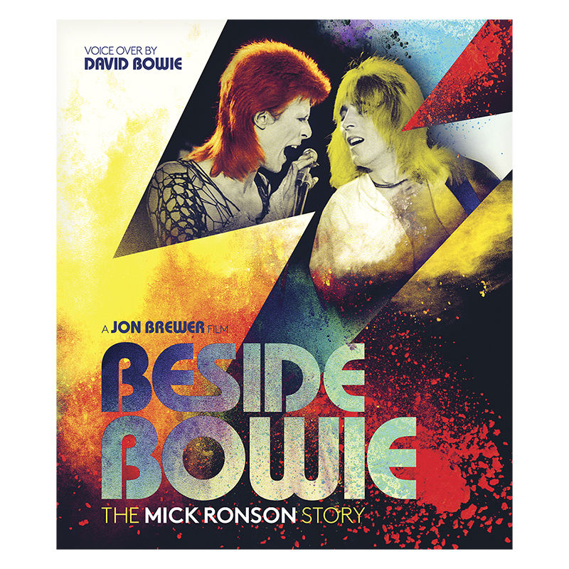 Beside Bowie: The Mick Ronson Story - DVD