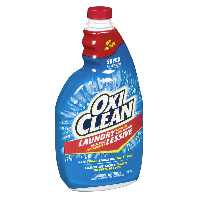 OxiClean Laundry Pre-Treat Stain Remover - 946mL