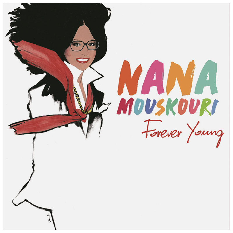 Nana Mouskouri - Forever Young - CD
