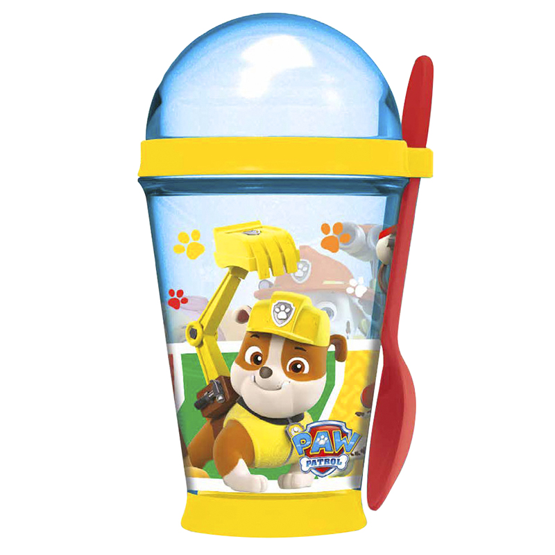 Paw Patrol Boy's Yogurt and Granola Tumbler - 320ml