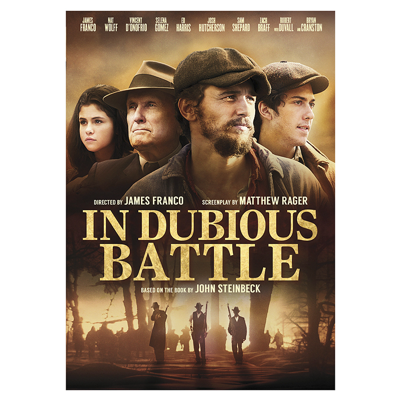 In Dubious Battle - DVD