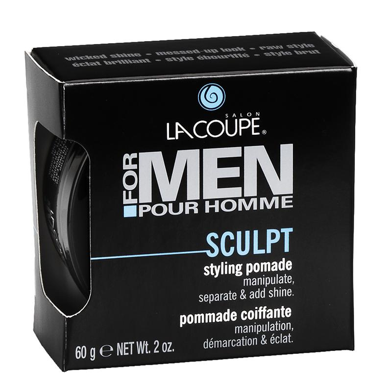 LaCoupe For Men Sculpt Styling Cream - 60g