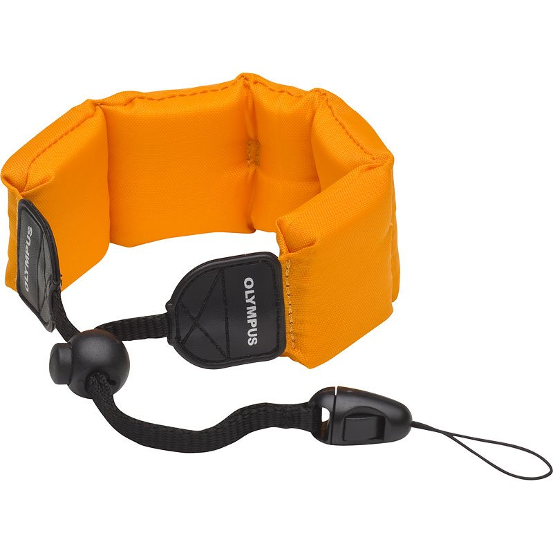 Olympus Floating Foam Strap - Orange - 202204