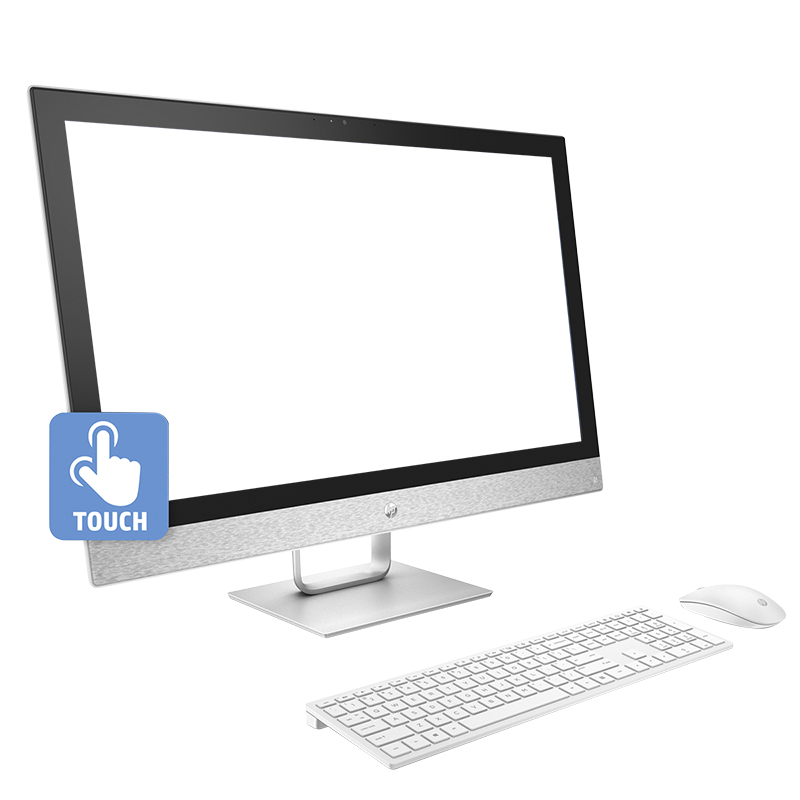239efe875675 HP Pavilion All-in-One Desktop Computer 27-r039 - 27 Inch - Intel i5 -  2HJ57AA ABL - DEMO UNIT OPEN BOX