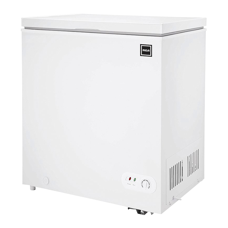 RCA 5.1 cu.ft. Chest Freezer - White - RFRF452W