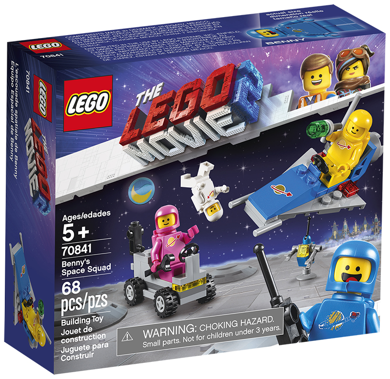 The Lego Movie 2 - Benny's Space Squad