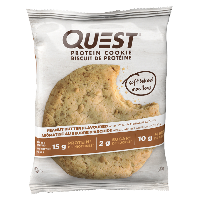 Quest Protein Cookie - Peanut Butter - 58g