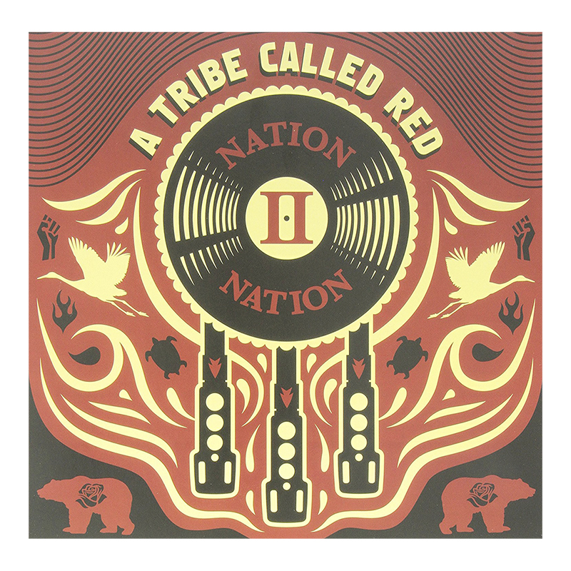 A Tribe Called Red - Nation II Nation - Vinyl
