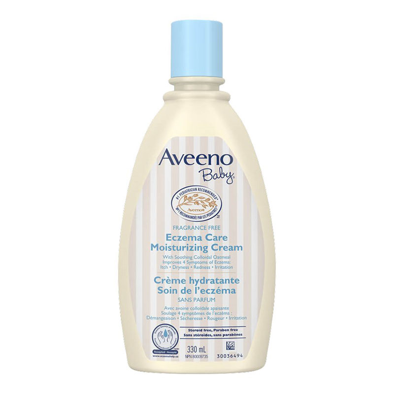 Aveeno Baby Eczema Cream - 330ml