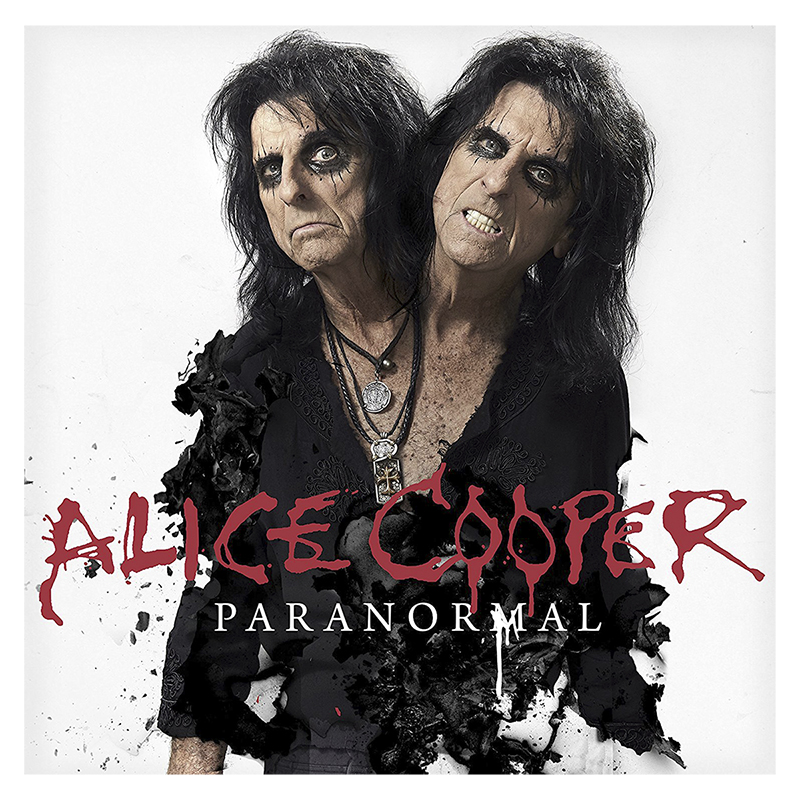 Alice Cooper - Paranormal - 2 CD