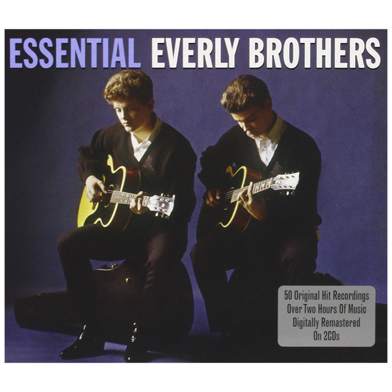 The Everly Brothers - The Essential Everly Brothers - 2 CD
