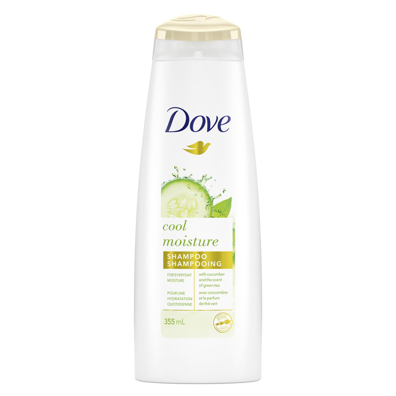 Dove Nutritive Solutions Cool Moisture Shampoo - Cucumber & Green Tea - 355ml