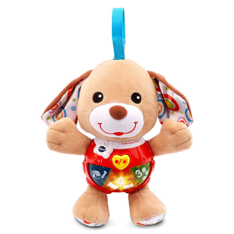 VTech Cuddle and Sing Puppy
