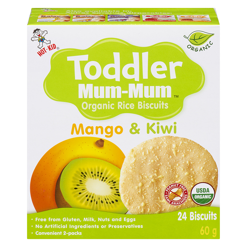 Toddler Mum-Mum - Mango and Kiwi - 60g
