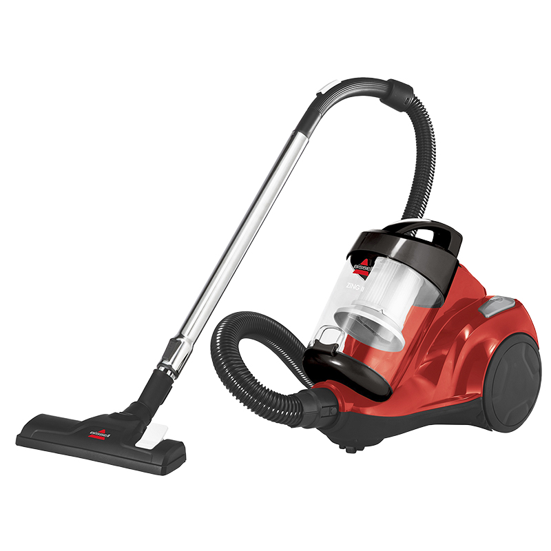 Bissell Zing II Baggless Canister Vacuum - 2156C