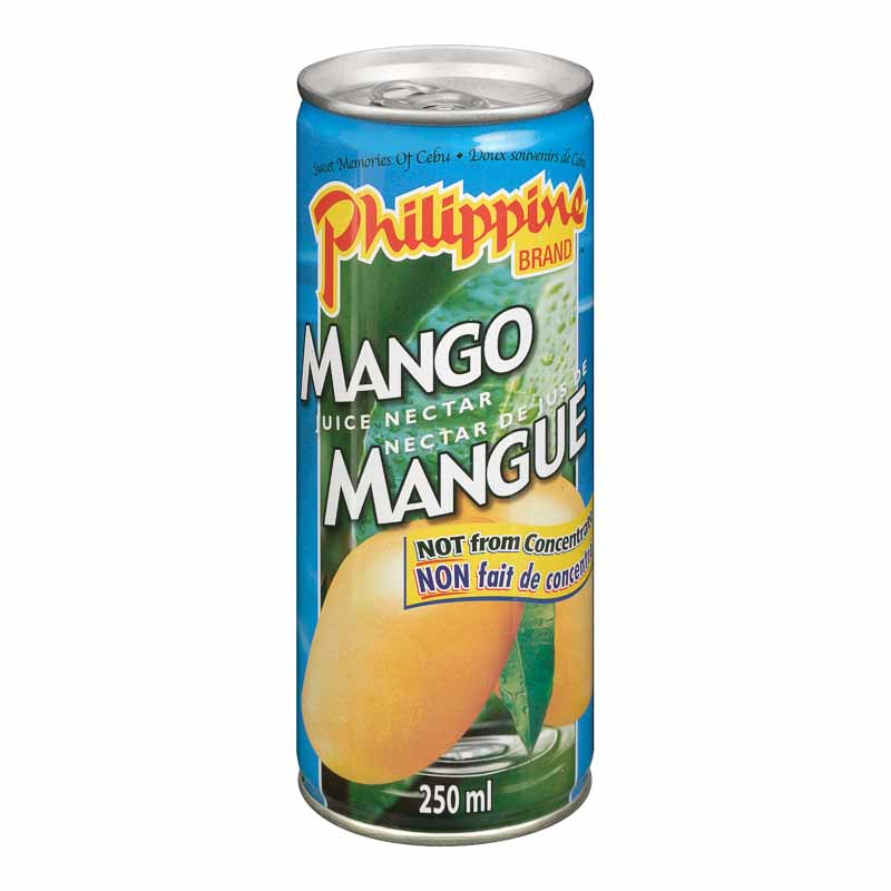 Philippine Mango Juice Nectar - 250ml