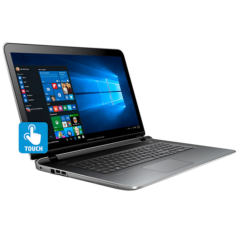 HP Pavilion 17-G Series Notebook