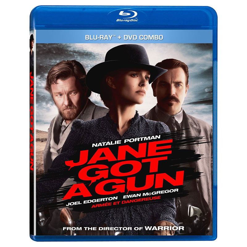 Jane Got a Gun - Blu-ray Combo
