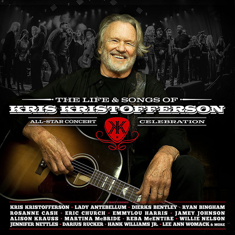 Various Artists - The Life and Songs Of Kris Kristofferson - CD